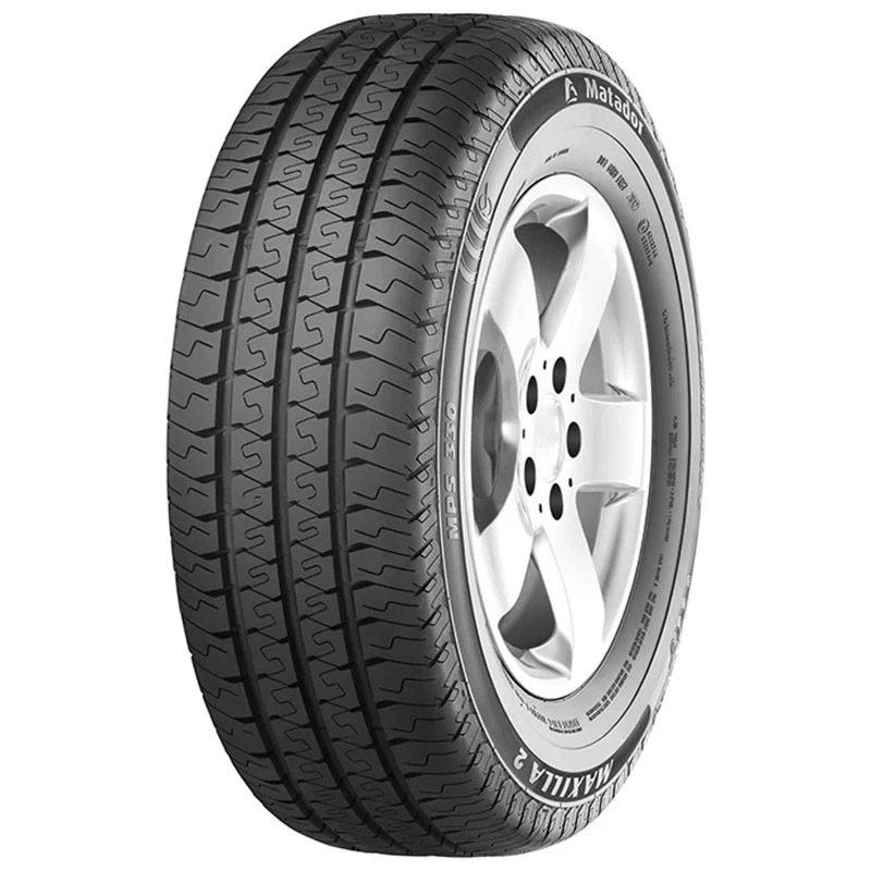 Luotettava valinta jakeluautoihin. Turvallinen rengas tavarankuljetukseen suurillekin kuormille.