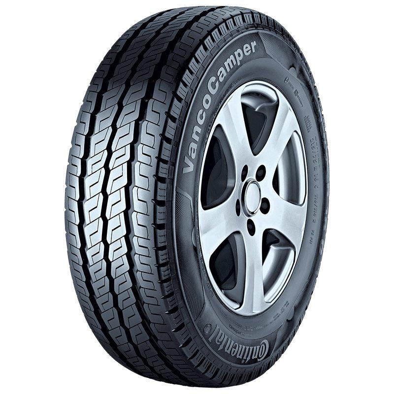 Vakaata ajamista asuntoautoille. Kestävämpi rengas vaativiin leirintäolosuhteisiin. Lyhyemmät jarrutusmatkat märällä.